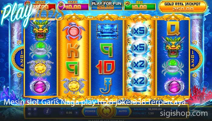 Mesin slot Garis Naga play1628 joker338 Terpercaya
